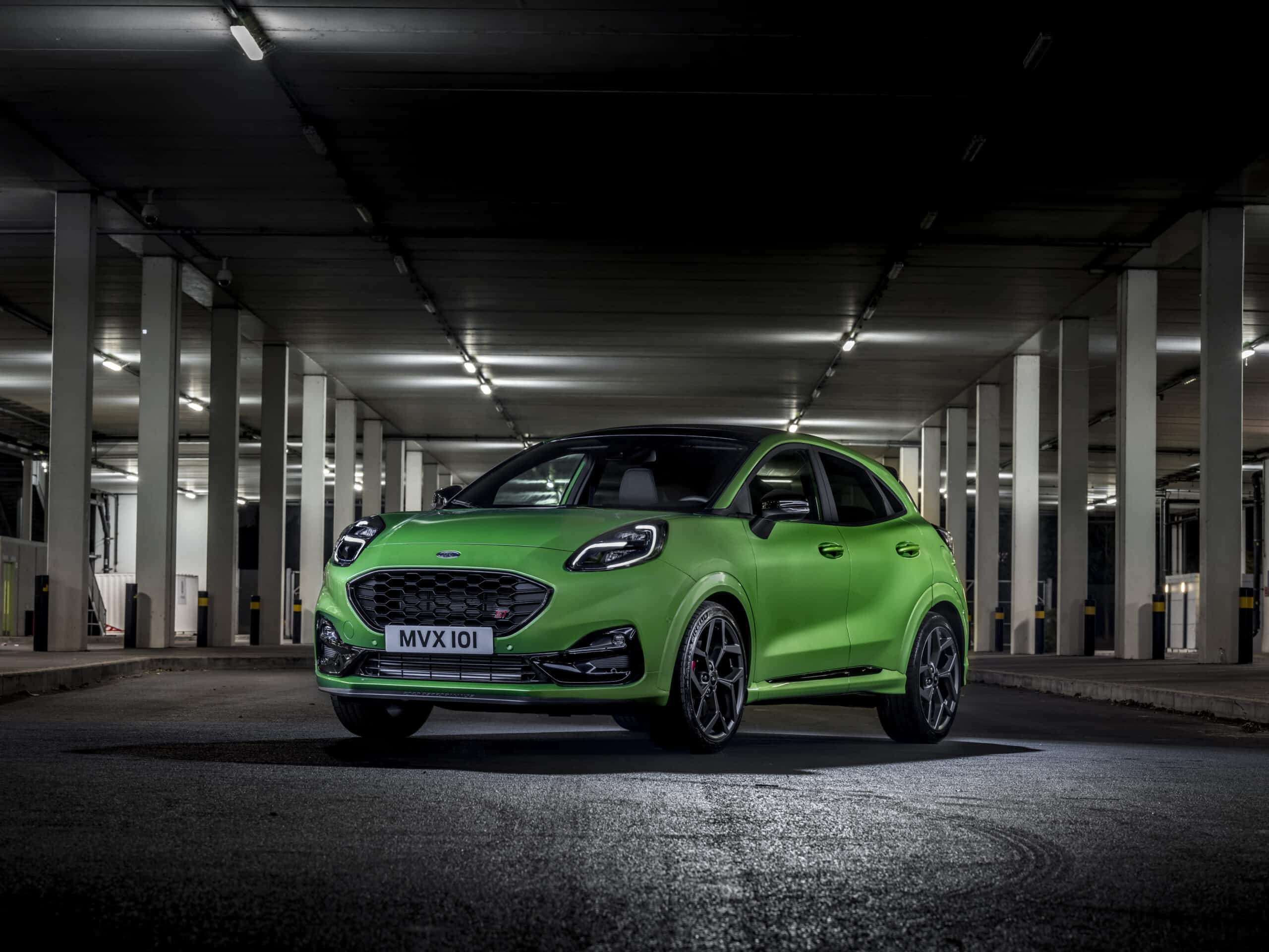 Ford öffnet Bestellbücher für den neuen Puma ST
