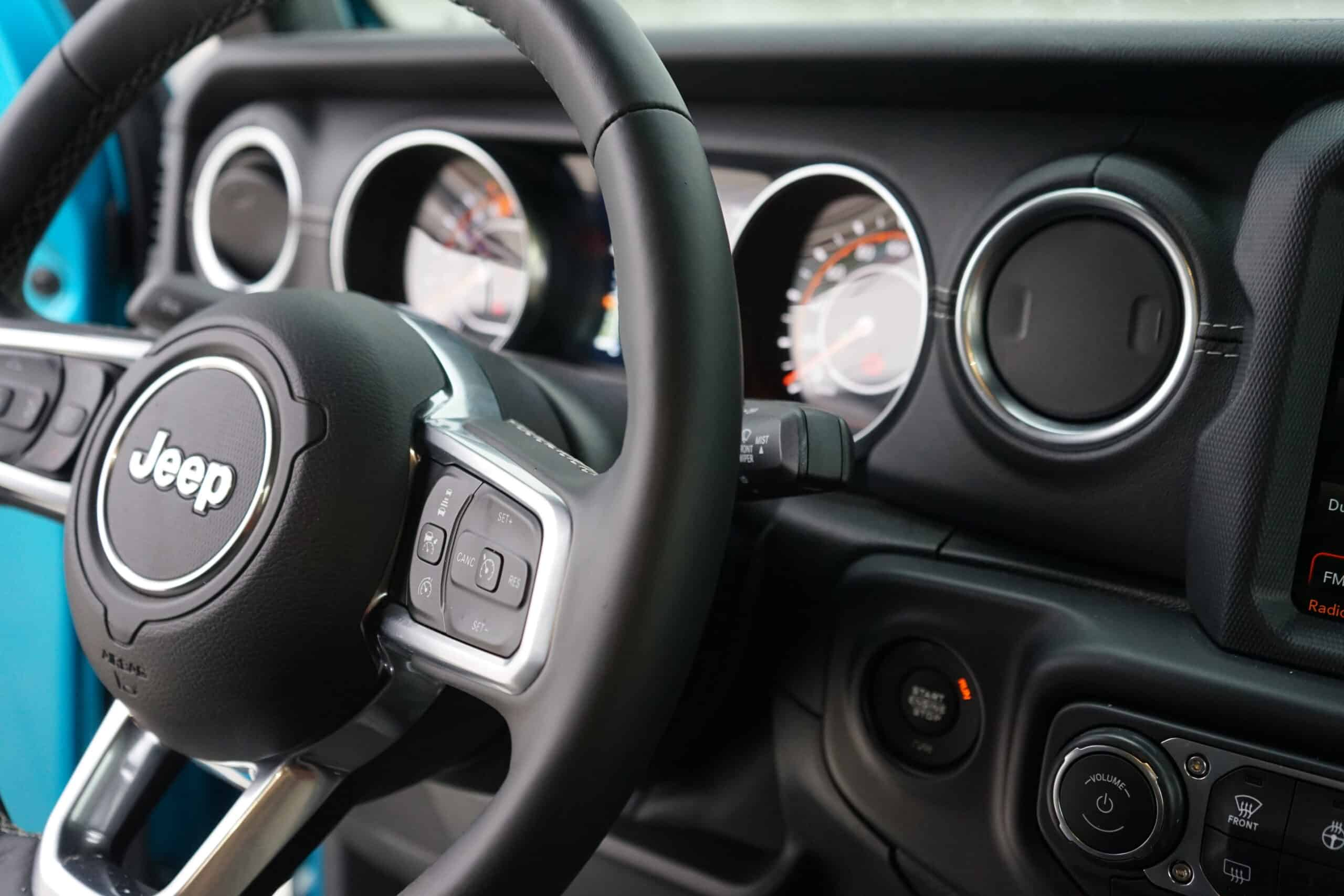 "Jeep Wrangler ""Bikini"" (2020) - Oben ohne ins Gelände! - Fahrbericht | Review | Test | On/-Offroad"