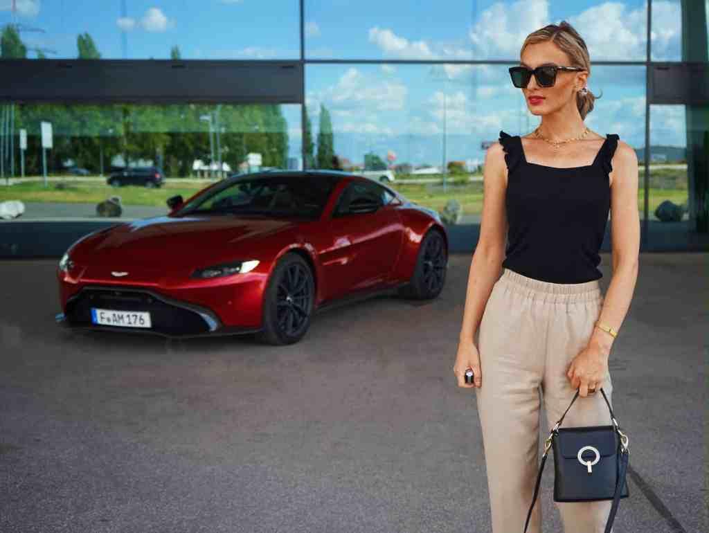 2020 Aston Martin Vantage 4.0 V8 ( 510 PS ) I No Time to Die I Test I Sound I 007