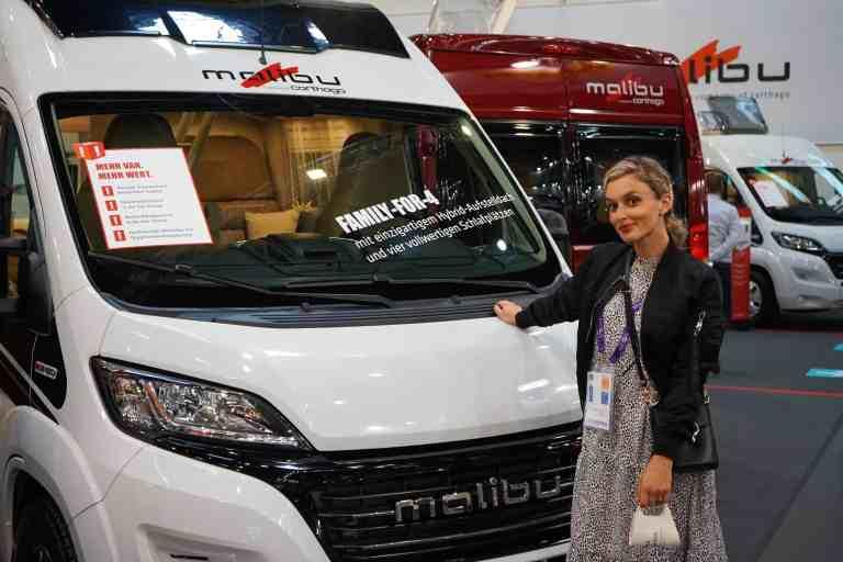 Malibu Van Family-for-4 mit GT Skyview - Malibu News 2021 - Malibu 640 Charming Coupé