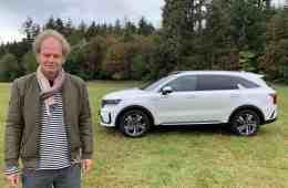 Neuer Kia Sorento kommt mit Hybrid-Power
