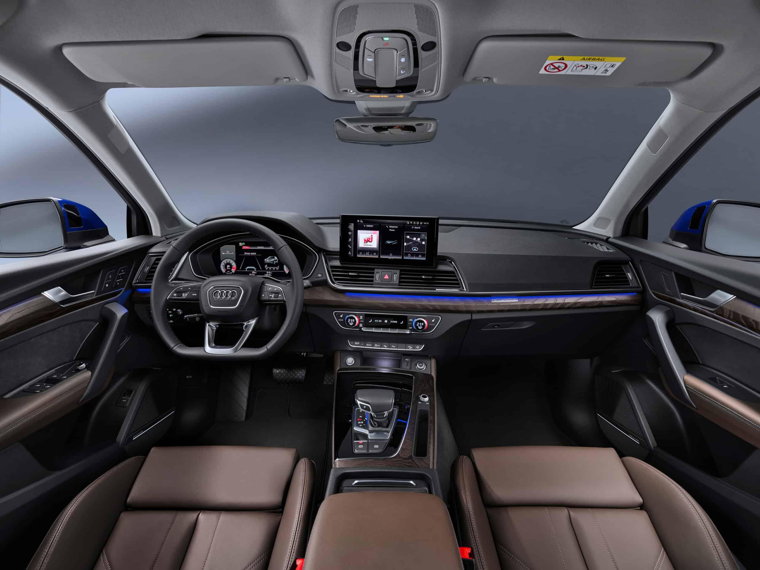 Audi Q5 Sportback (2021) Die SUV-Coupé Weltpremiere: Das Experten-Review! - Test | SQ5 | RSQ5 | PHEV