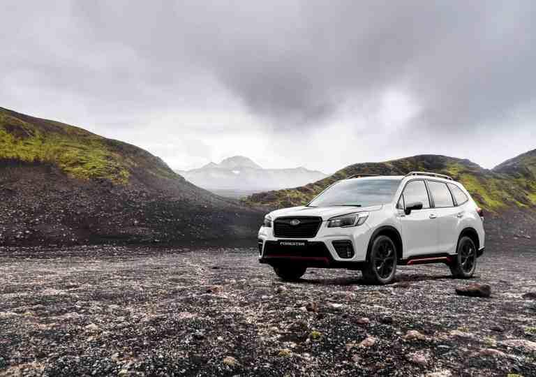 "Subaru bringt limitiertes Sondermodell - Forester ""EDITION SPORT40"""