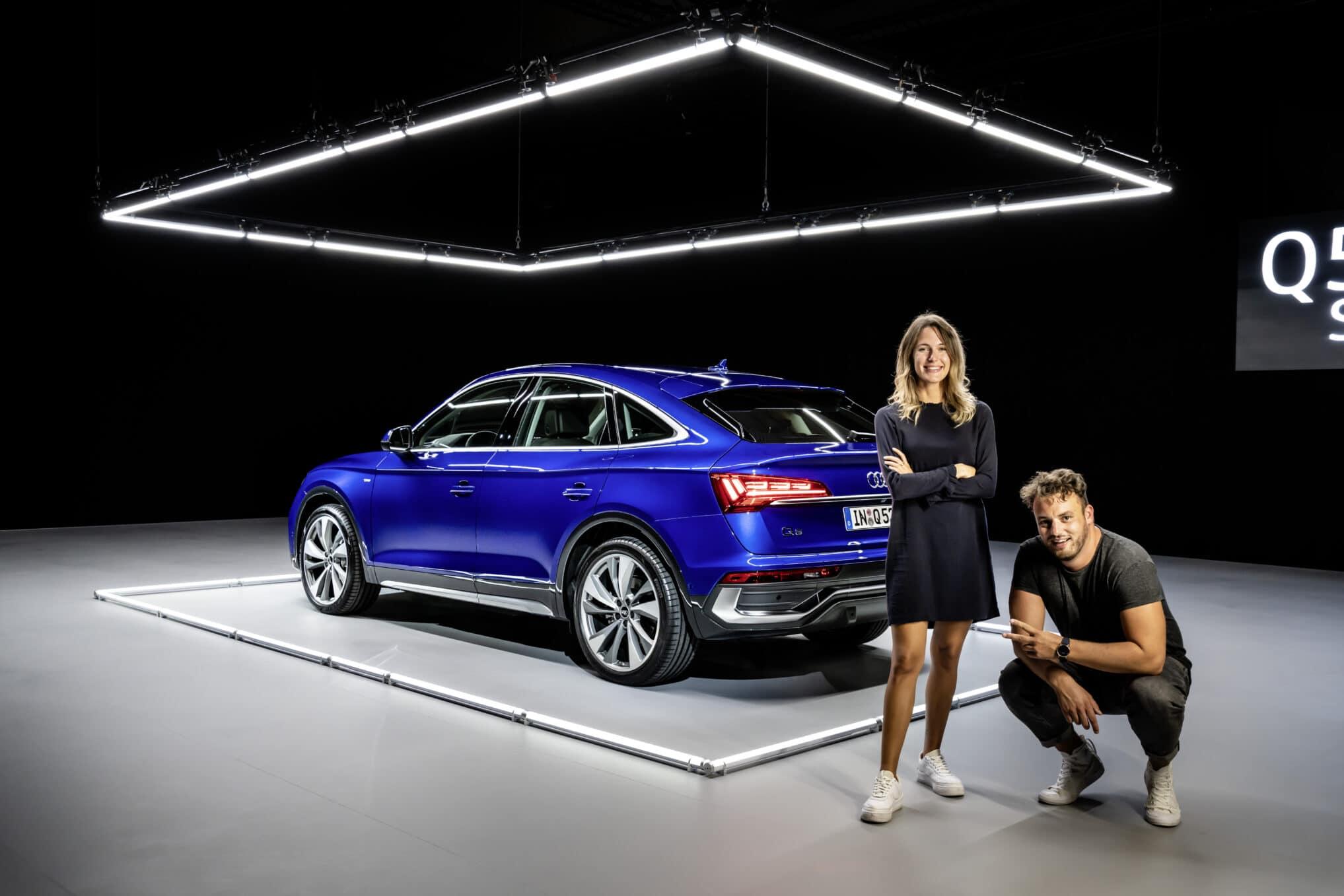 Audi Q5 Sportback (2021) Die SUV-Coupé Weltpremiere: Das Experten-Review! - Test   SQ5   RSQ5   PHEV