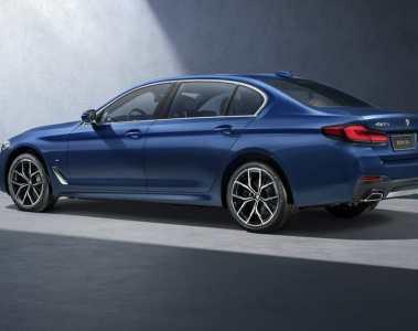 BMW 5er Reihe für den chinesischen Markt.