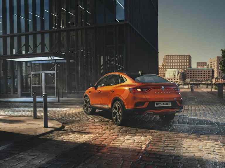 2021 kommt der Renault Arkana nach Europa