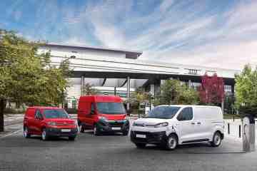 Elektrischer Citroën Berlingo kommt im nächsten Jahr