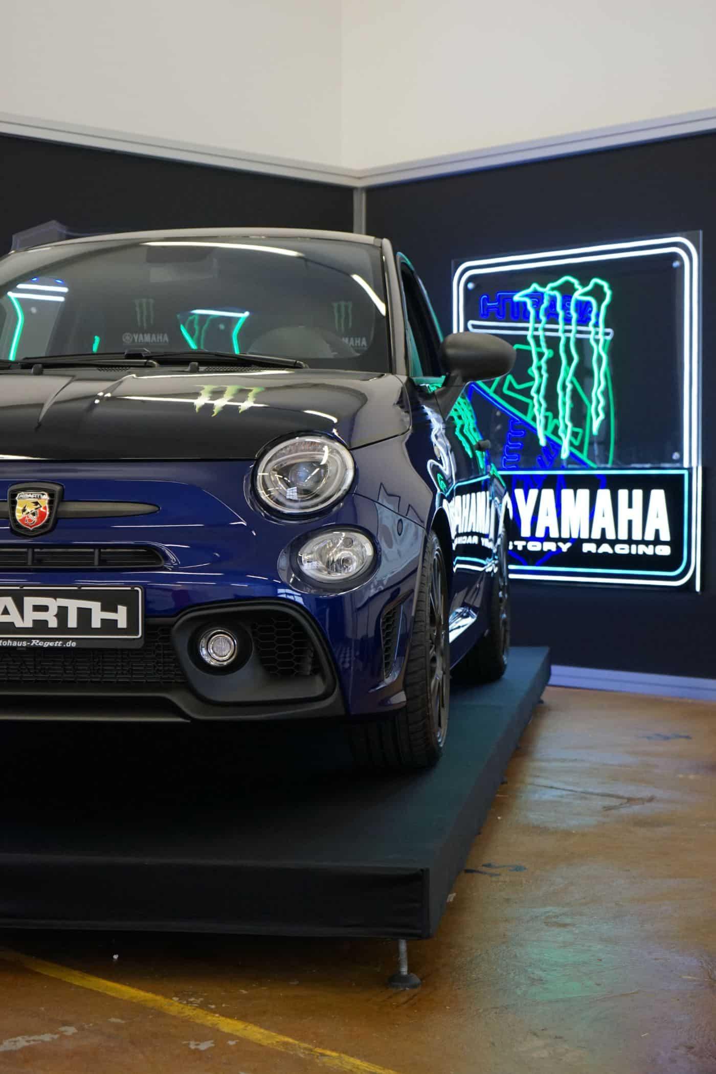 #595 Sondermodelle #Scorpioneoro und #Monster #Energy #Yamaha