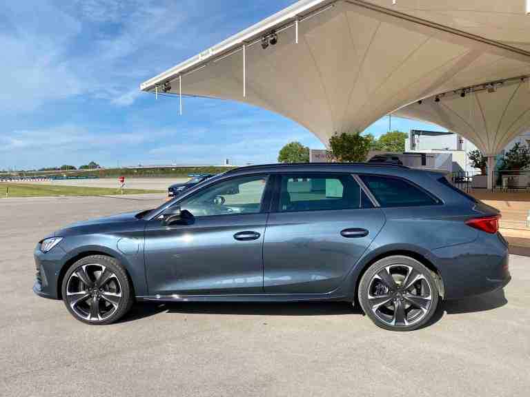 Cupra Leon Sportstourer (2021) im Test! - Fahrbericht | Review | Plug-in Hybrid | e-Hybrid | ST | R