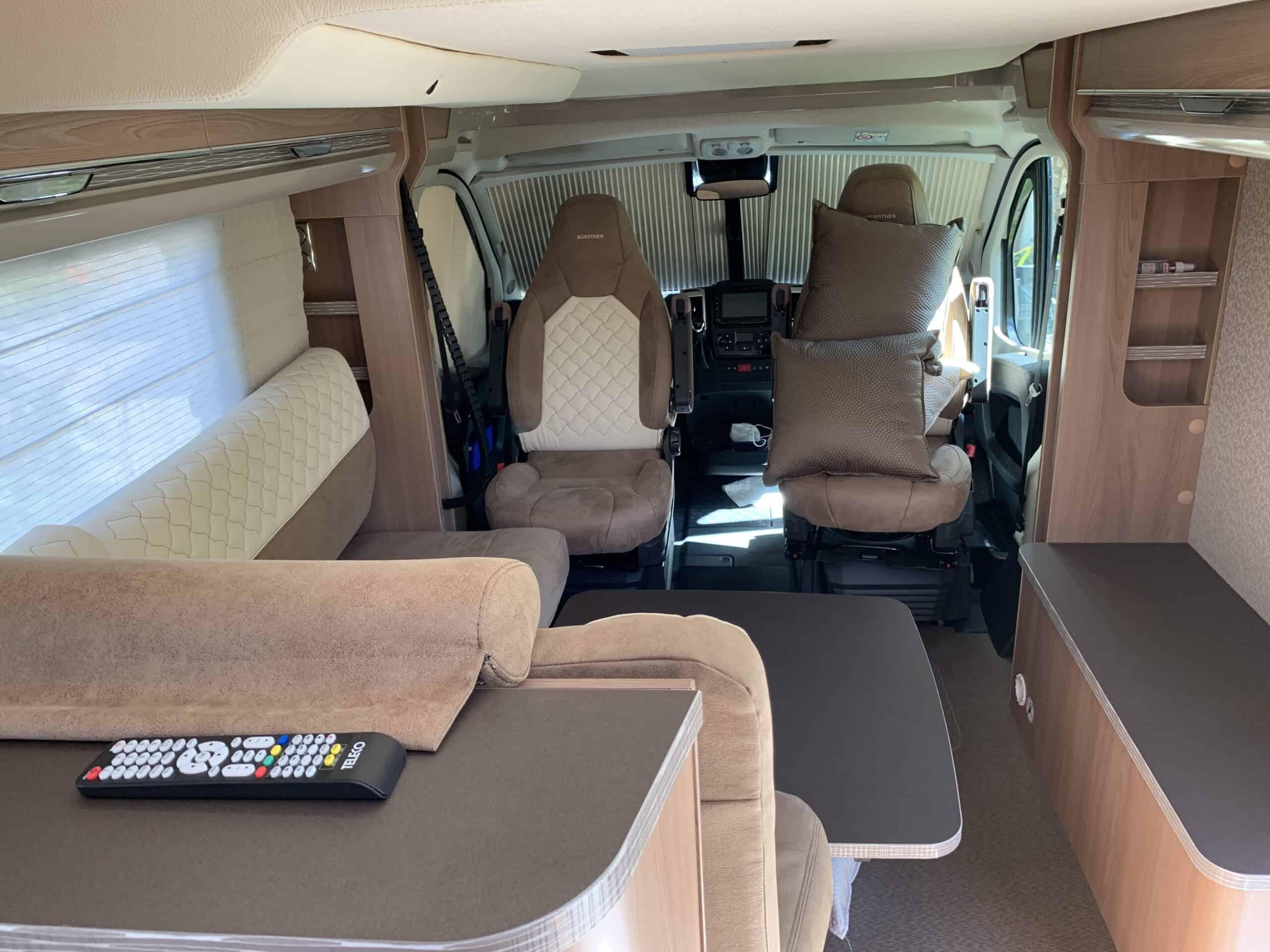 Bürstner Ixeo 680 TL - Reisemobil für Verliebte