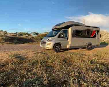 Bürstner Ixeo TL 680 G - Das Reisemobil für Verliebte