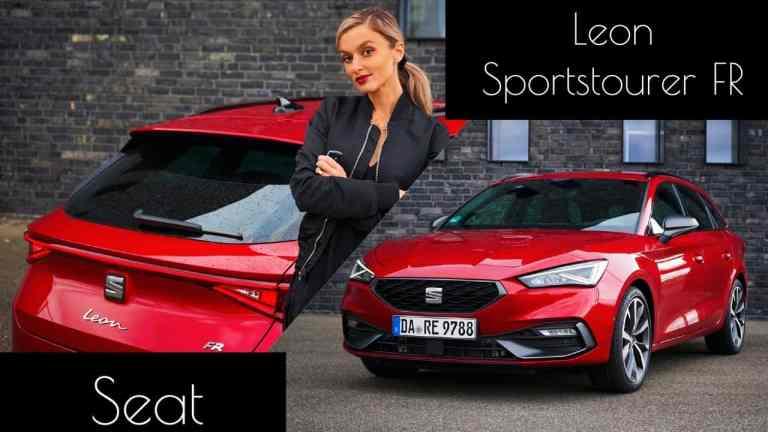 2020 Seat Leon Sportstourer FR 1.5 eTSI [150 PS] Hola! I Meine Eindrücke I Test I Review