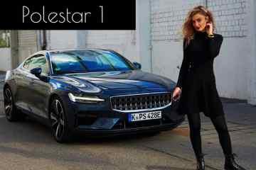 Polestar 1 (609 PS) - Mein Traumauto 2020? - Test I Review I Beschleunigung I, NinaCarMaria