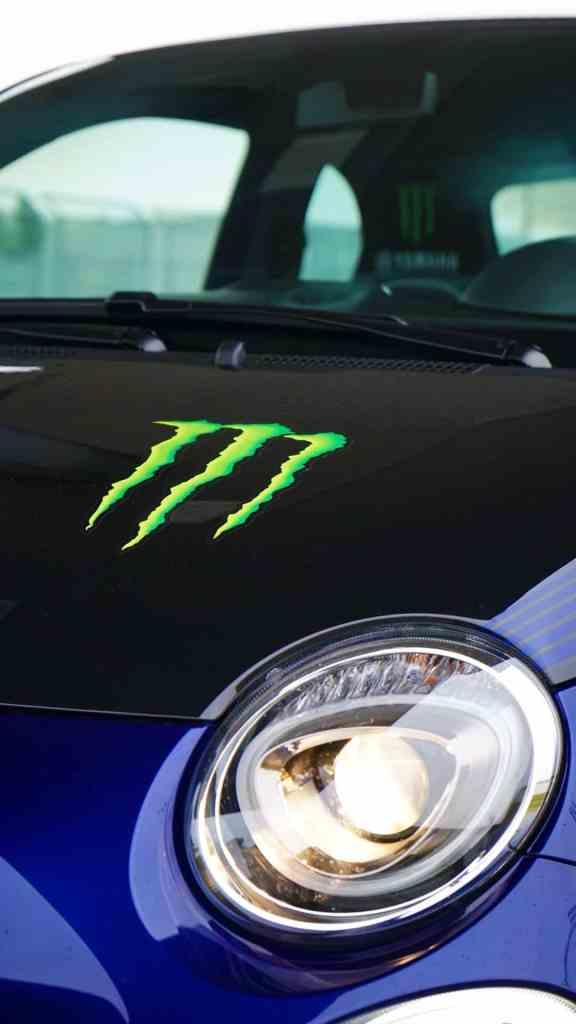 2020 Abarth 595 Monster Energy Yamaha (165 PS) - Meine Eindrücke - Test I Sound I POV I Bilster Berg