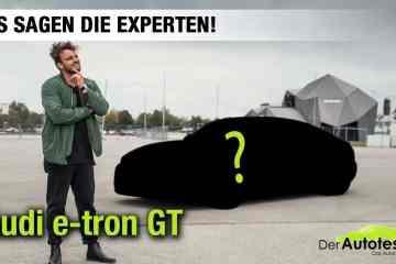 2021 Audi e-tron GT (590 PS)- Das sagen die Experten! - Review | Test | kein Fahrbericht | Sound