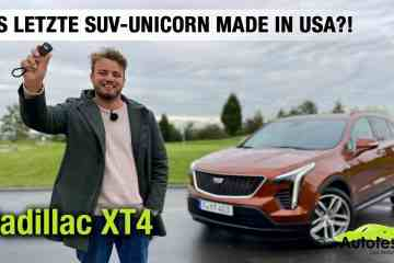 2021 Cadillac XT4 (174 PS) - Das letzte SUV-Unicorn made in USA? - Fahrbericht   Review   Test