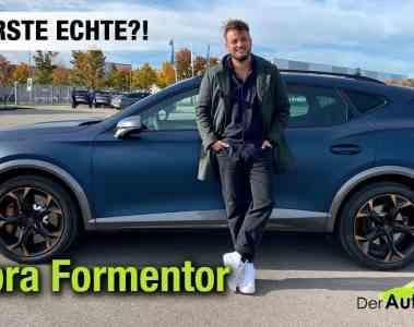 2021 Cupra Formentor VZ 4Drive 7-DSG (310 PS)