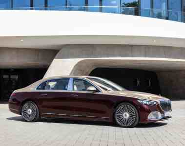 Mercedes-Maybach S-Klasse 2020