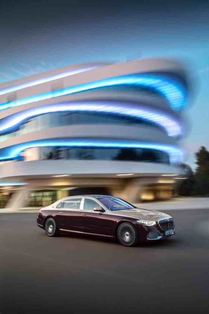 Mercedes-Maybach S-Klasse 2020