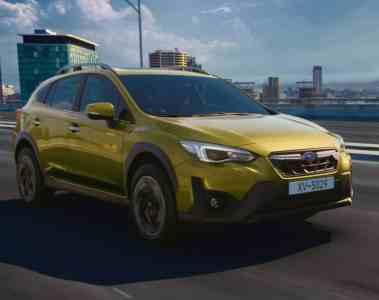 Die Einstiegspreise starten unverändert bei 23.690 Euro für den Subaru XV mit 1,6-Liter-Boxer.
