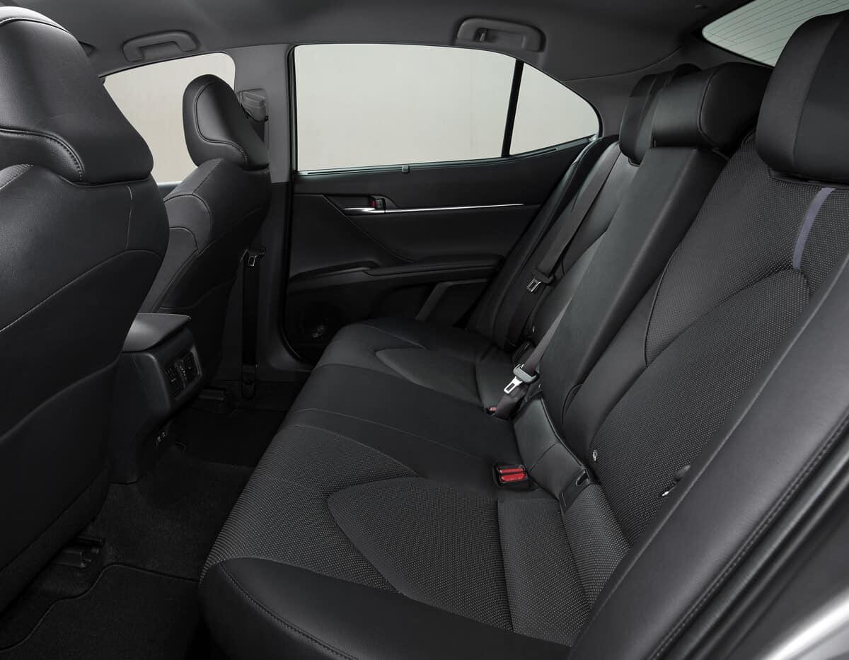 Toyota macht den Camry schön