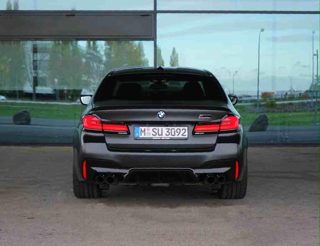 625 PS - BMW M5 Competition LCI (2021) - Liebe auf den ersten Blick? Sound I POV I 0-100 km/h I NEW