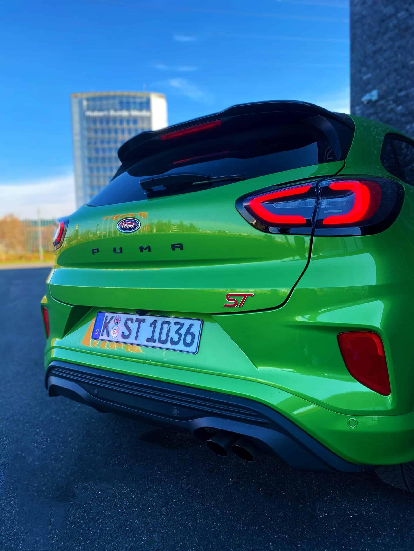 Ford Puma ST 2021 – Kompakt-SUV oder Kermit? Test I Review I Sound I Launch Control