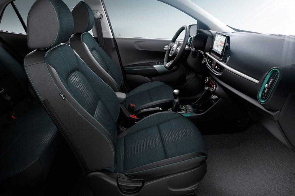 Kia Picanto X-Line Limited Edition.