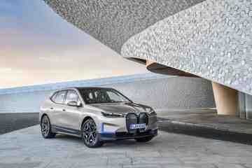 Weiterer Stromschlag aus Bayern - Neuer BMW iX