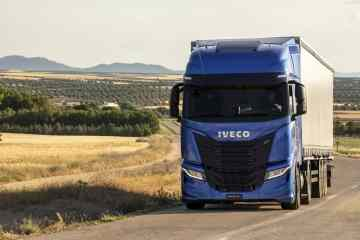 """Lkw-Wahl in Italien: """"Sustainable Truck of the Year 2021"""""""