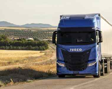 "Lkw-Wahl in Italien: ""Sustainable Truck of the Year 2021"""
