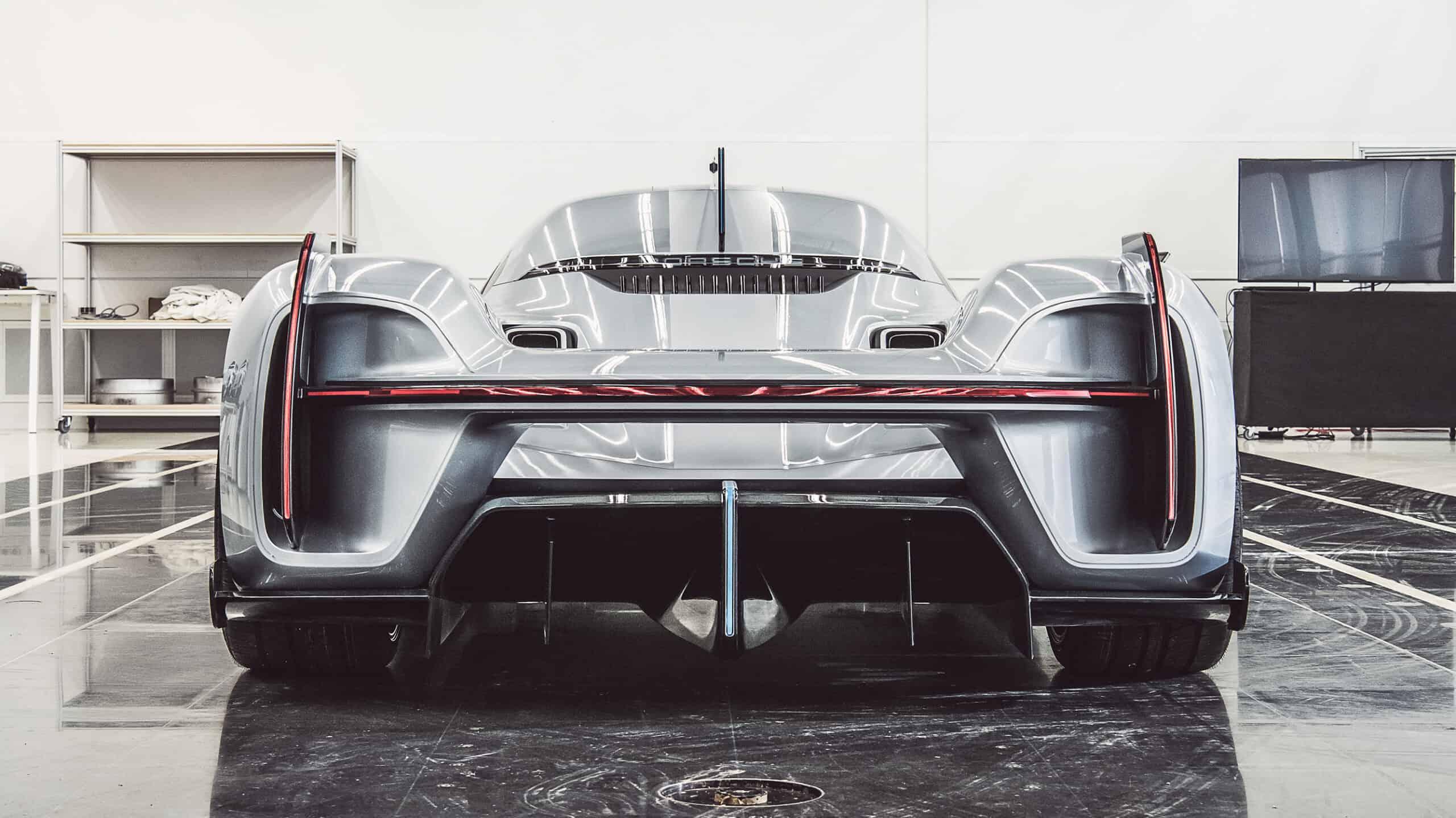Porsche veröffentlicht bislang geheime Designstudien