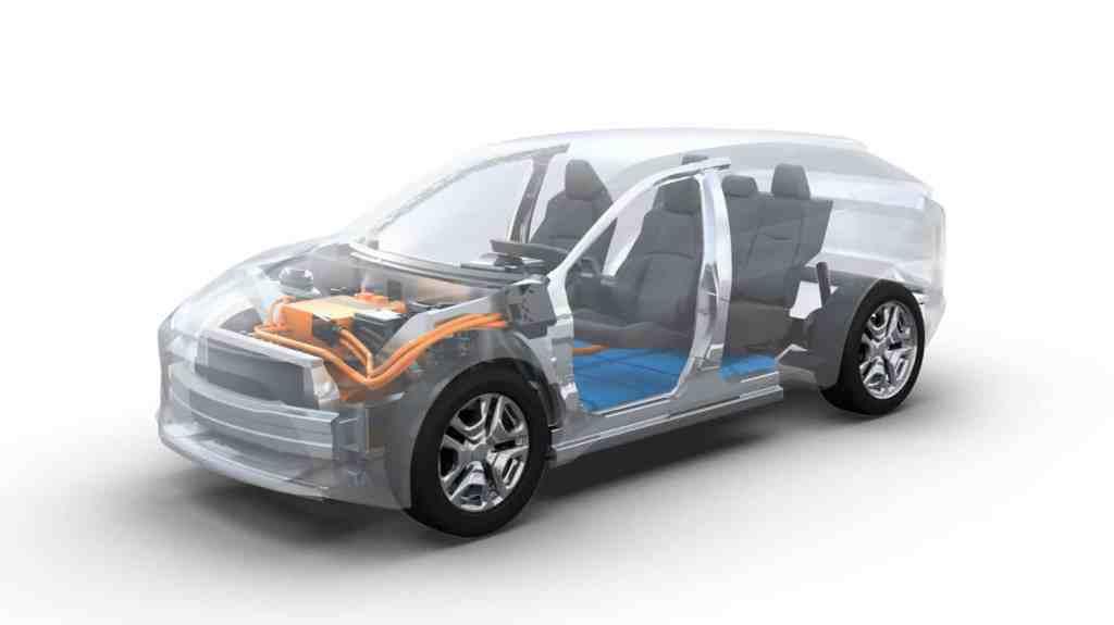 Toyota gibt Details zum neuen SUV-Modell mit rein elektrischem Antrieb preis