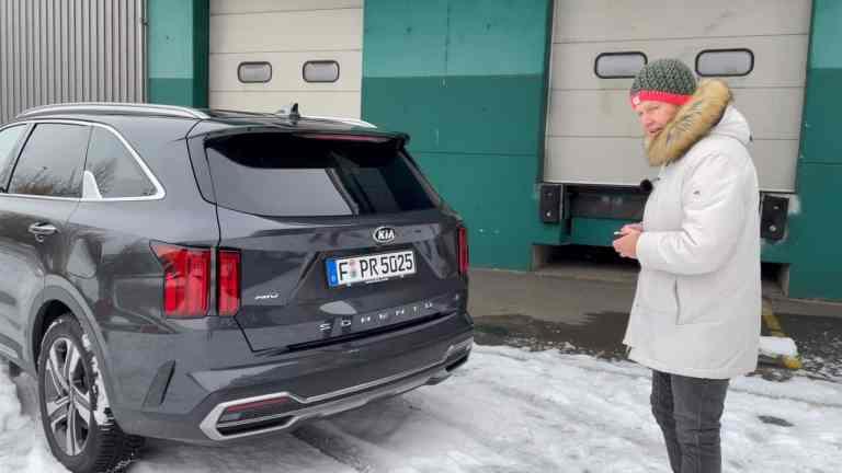 2021 Kia Sorento Spirit mit Diesel- und Allradantrieb - Koreaner auf dem Weg zu Premium - Test I AHK
