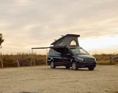 Mercedes-Benz Metris Getaway.