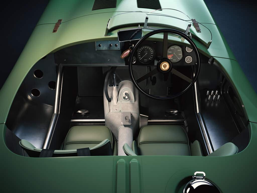 "Jaguar legt den C-Type als ""Continuation""-Modell neu auf"