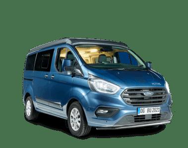 Bürstner bringt Copa, einen neuen Kompakt-Van auf den Markt