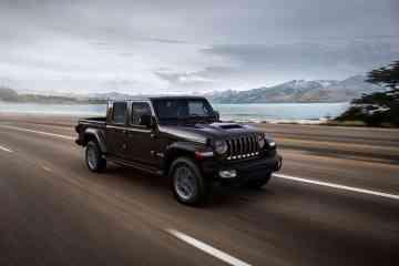 Jeep Gladiator kommt zurück