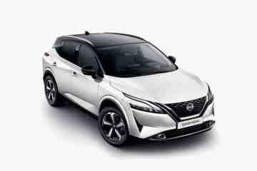 Nissan startet mit limitierter Qashqai Premiere Edition
