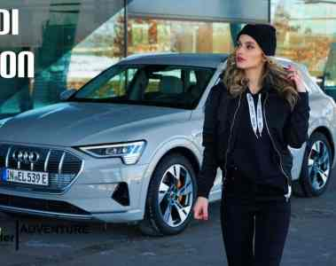 (2021) Audi e-tron Advanced 55 quattro I Das Spaceshuttle unter den Elektro-SUVs? I Test I Review