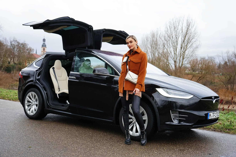 Tesla Model X – Das E-SUV mit Coolness-Faktor
