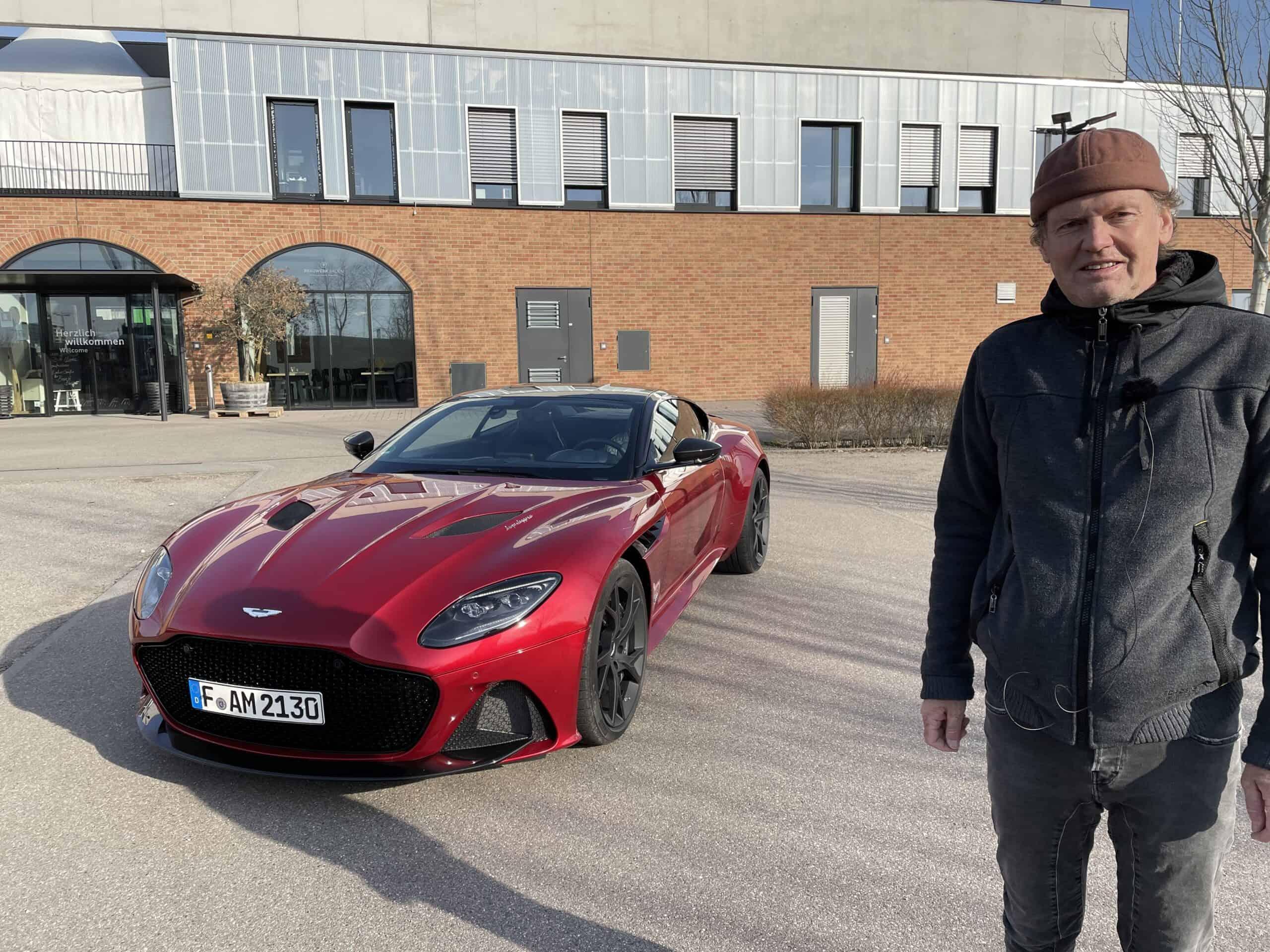 Aston Martin DBS Superleggera (2021)