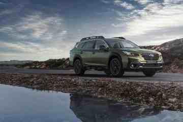Subaru Outback ist ab sofort bestellba
