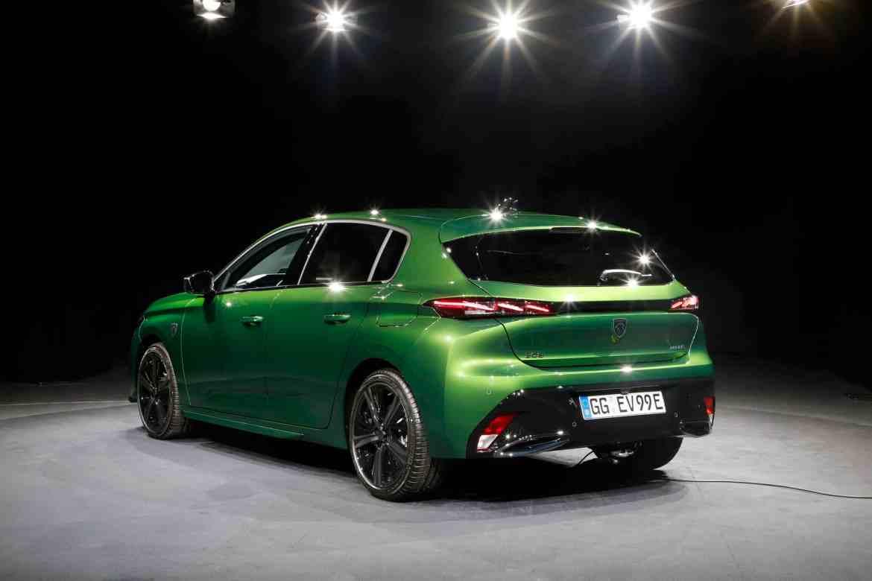 Peugeot 308 (2021) - Wohlgeformter Franzose mit bayrischen Design-Genen - Erste Infos, Bilder, Daten