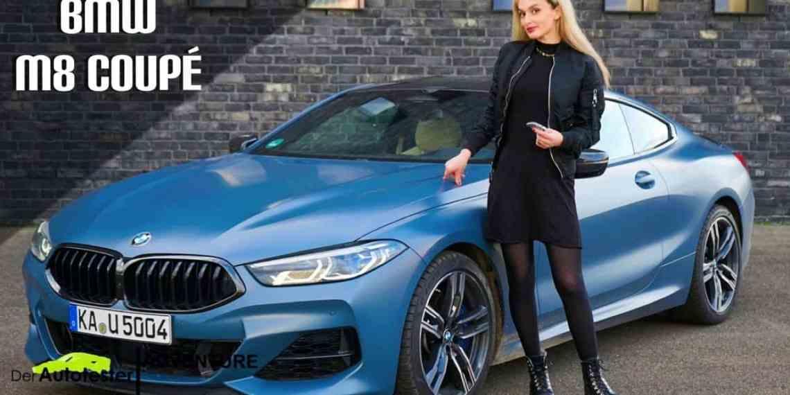 (2021) BMW M850i xDrive Coupé First Edition - Liebe auf den ersten Blick? - Review I Test I POV