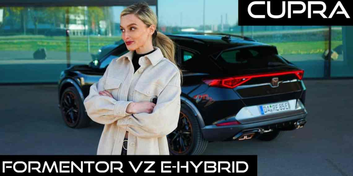(2021) CUPRA Formentor VZ 1.4 e-Hybrid