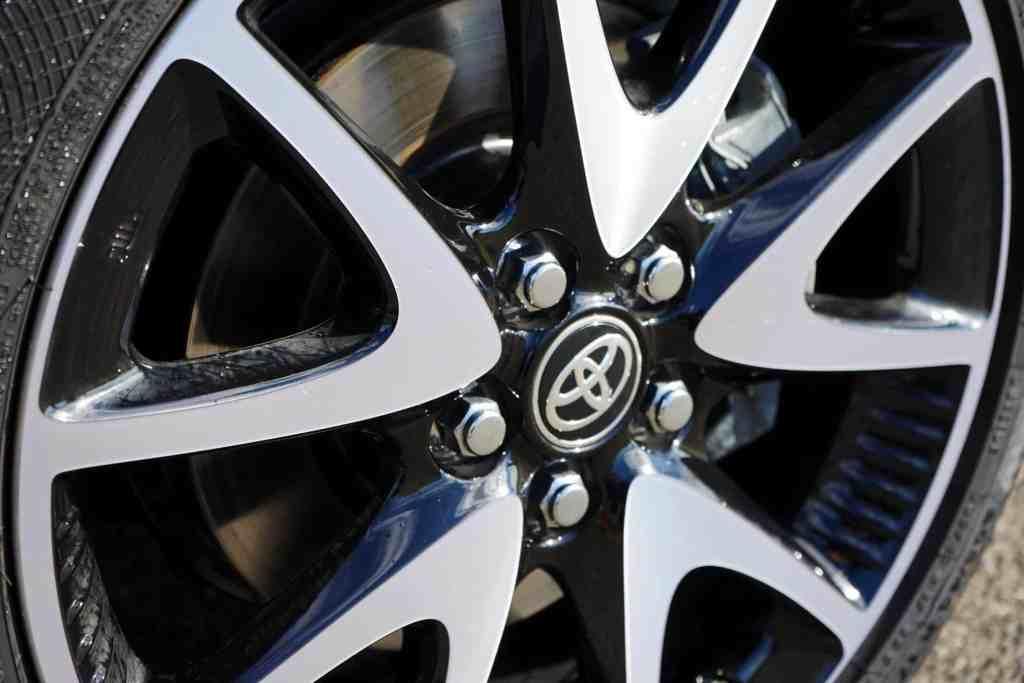 Toyota Yaris Hybrid (2021), Reifen