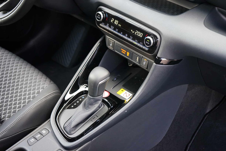 Toyota Yaris Hybrid (2021)