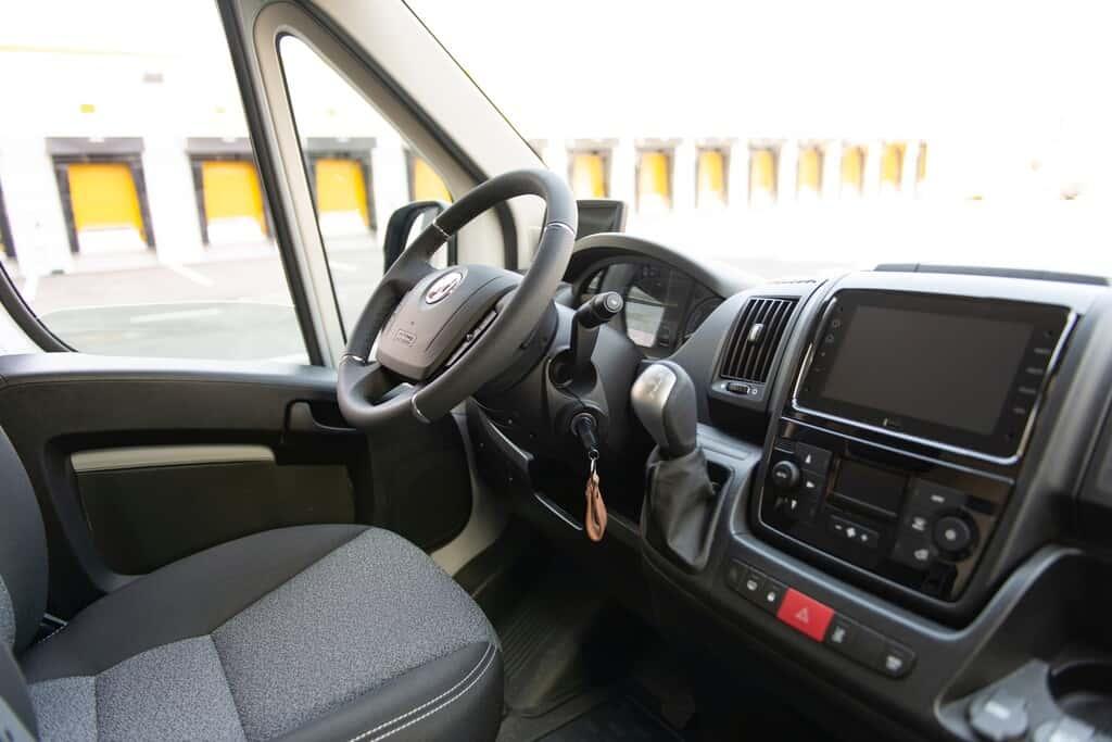 Fiat E-Ducato.