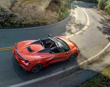 Chevrolet bringt die Corvette Stingray im Oktober nach Deutschland